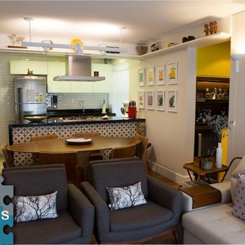 Reforma Apartamento Pinheiros