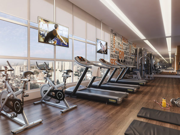 Horizon residencial - Martin Luther King - Fitness