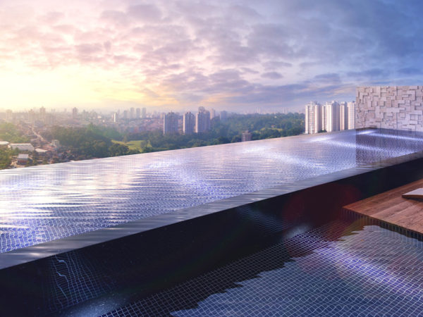 Horizon residencial - Martin Luther King - piscina adulto