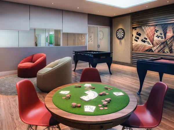 Horizon residencial - Martin Luther King - salão de jogos