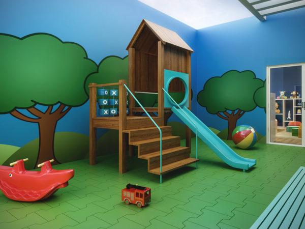 Horizon residencial - Martin Luther King - Playground