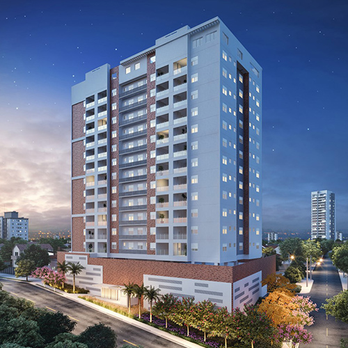 Horizon Residencial – Martin Luther King