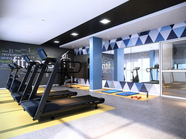 Projeto Estrada das Margaridas - Fitness