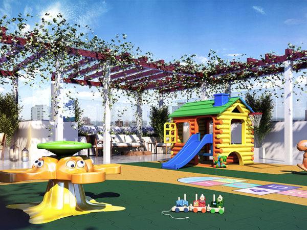 Projeto Estrada das Margaridas - Playground