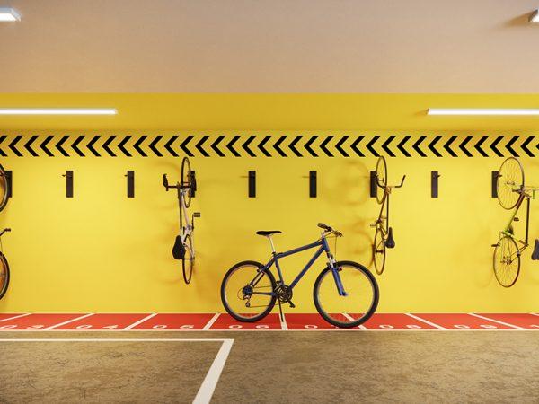 AGap - Projeto Agostinho Navarro - Bicicletário