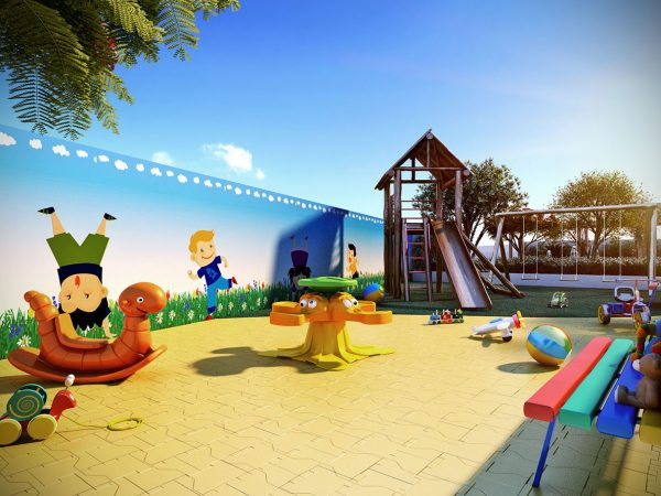 AGap - Benjamin da Silva - Playground