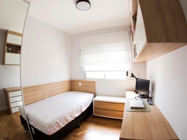 Foto da reforma concluída - Dormitório