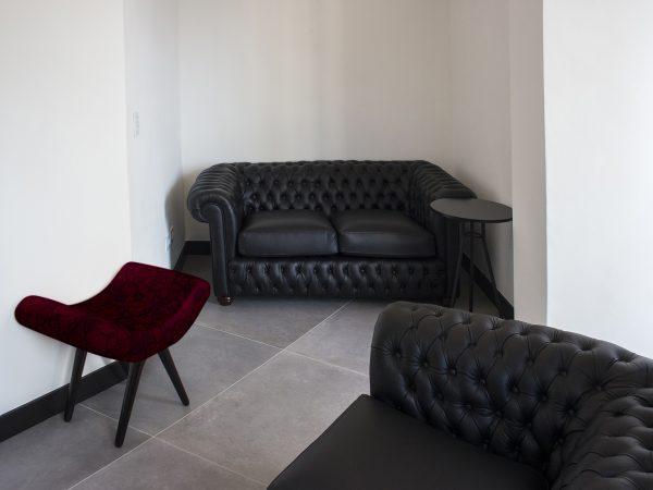 Reforma escritório Avenida Ipiranga - Sala de descanso