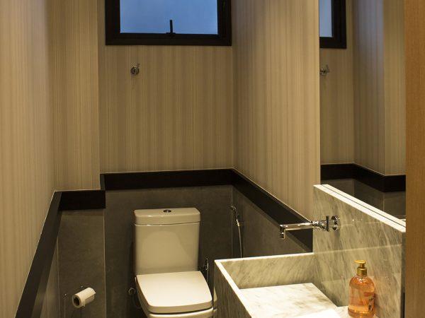 Reforma escritório Avenida Ipiranga - Banheiro funcionários