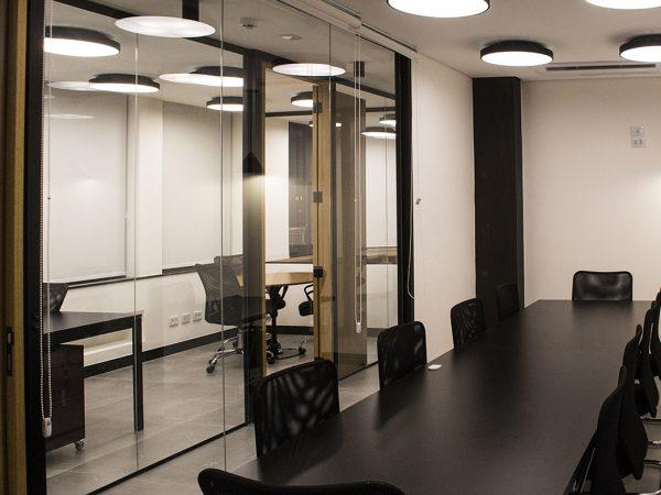 Reforma escritório Avenida Ipiranga - Sala de Reunião