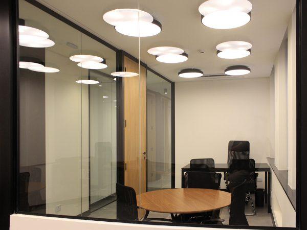 Reforma escritório Avenida Ipiranga - Sala Sócio