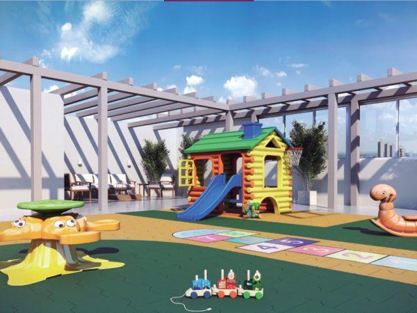 Projeto Margaridas II - Playground
