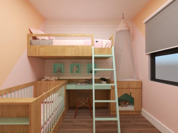 Dormitório - Projeto Ana Ventura