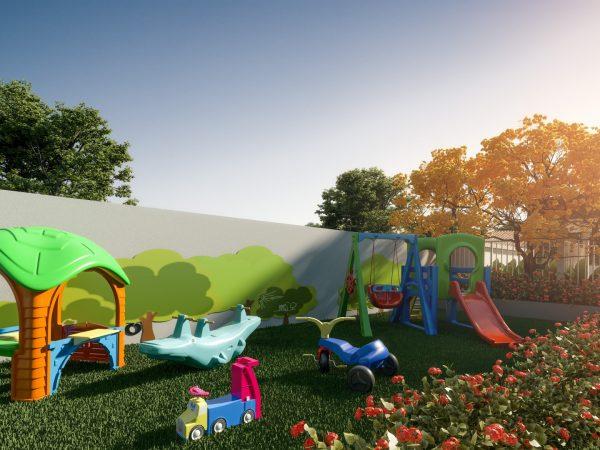 Projeto Apogee Achiles Bellline - Playground
