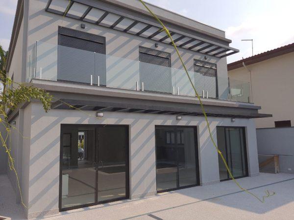 Quintal - Projeto Reforma Casa Alphaville