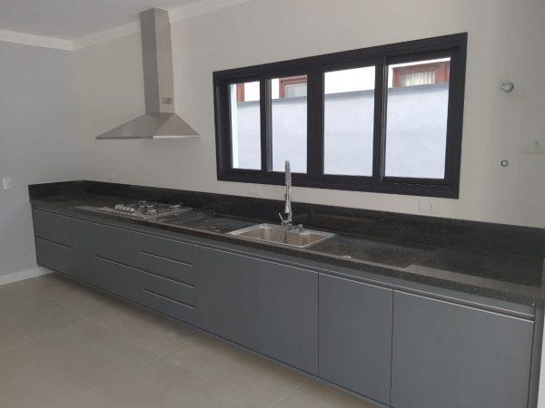 Cozinha - Projeto Reforma Casa Alphaville