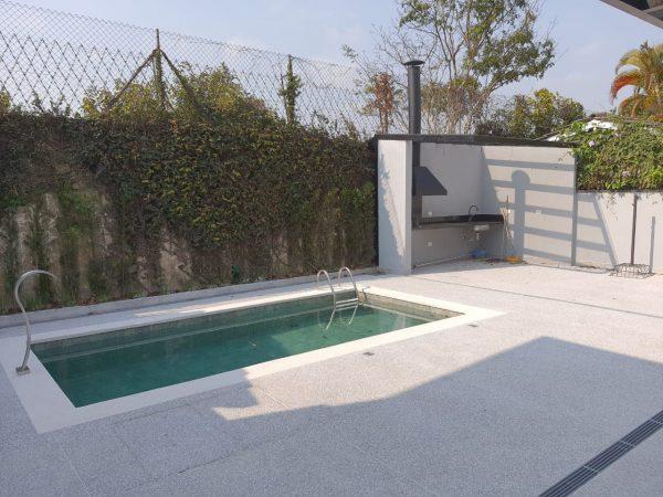 Piscina - Projeto Reforma Casa Alphaville
